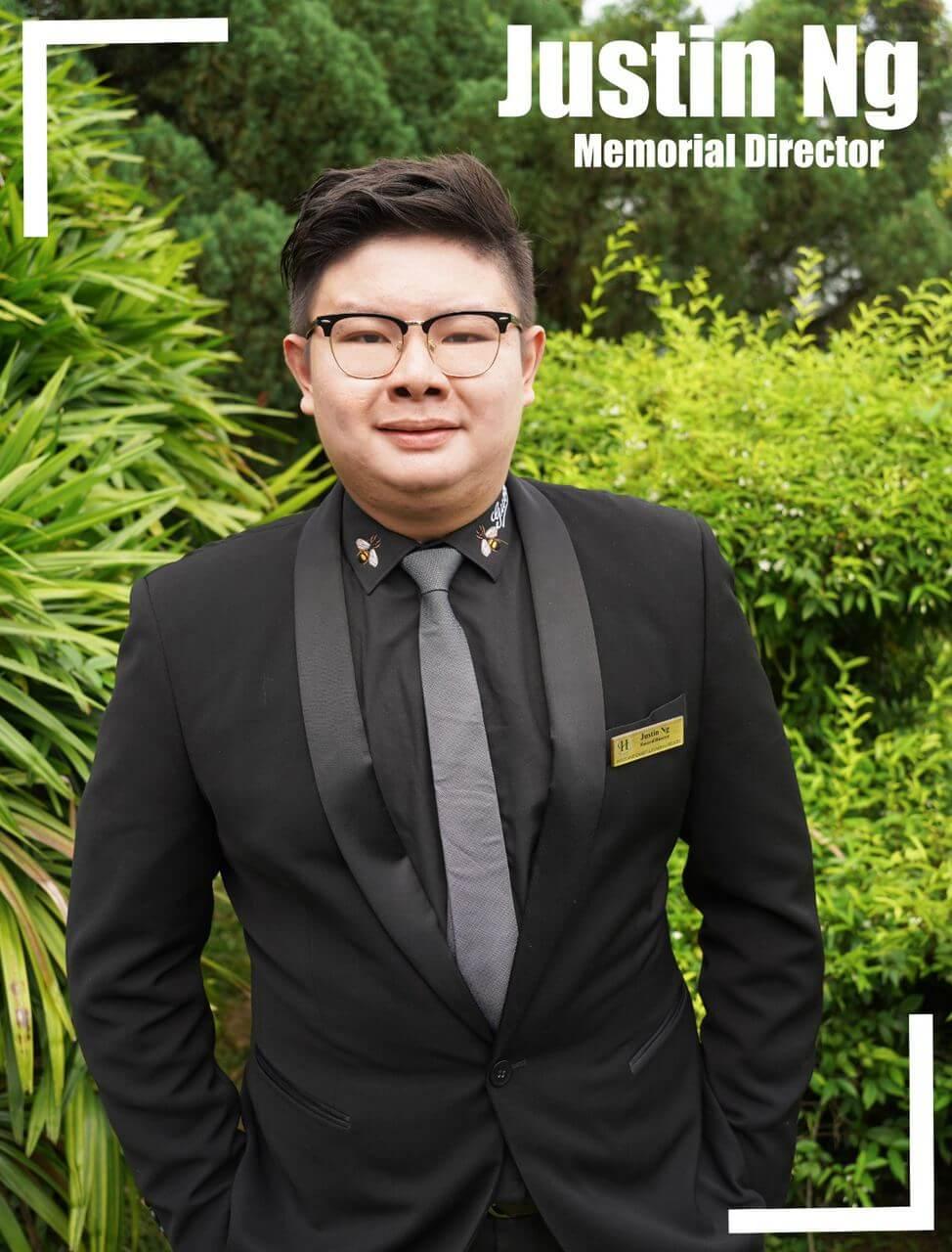 Justin Ng Funeral Director