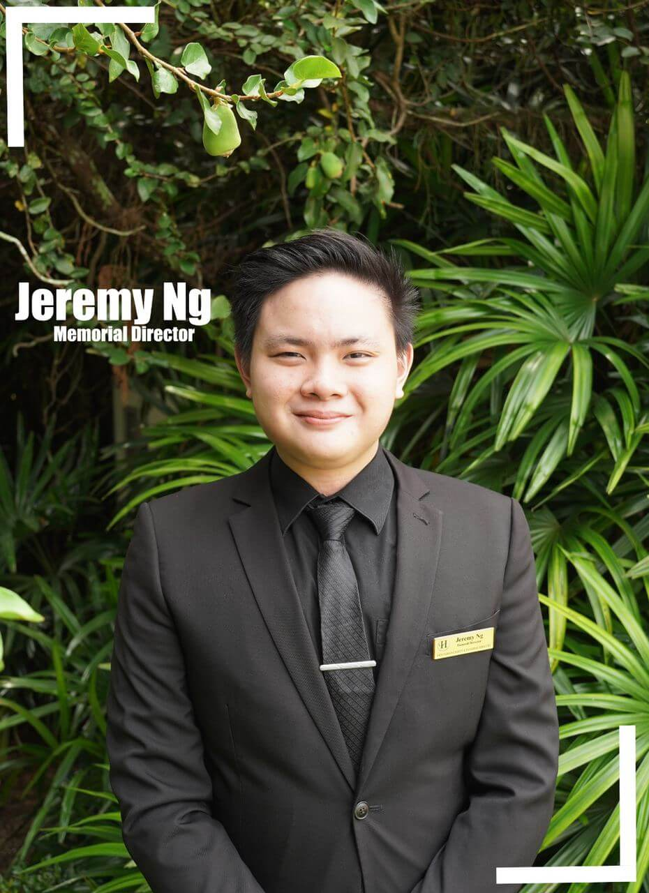 Jeremy Ng Funeral Director